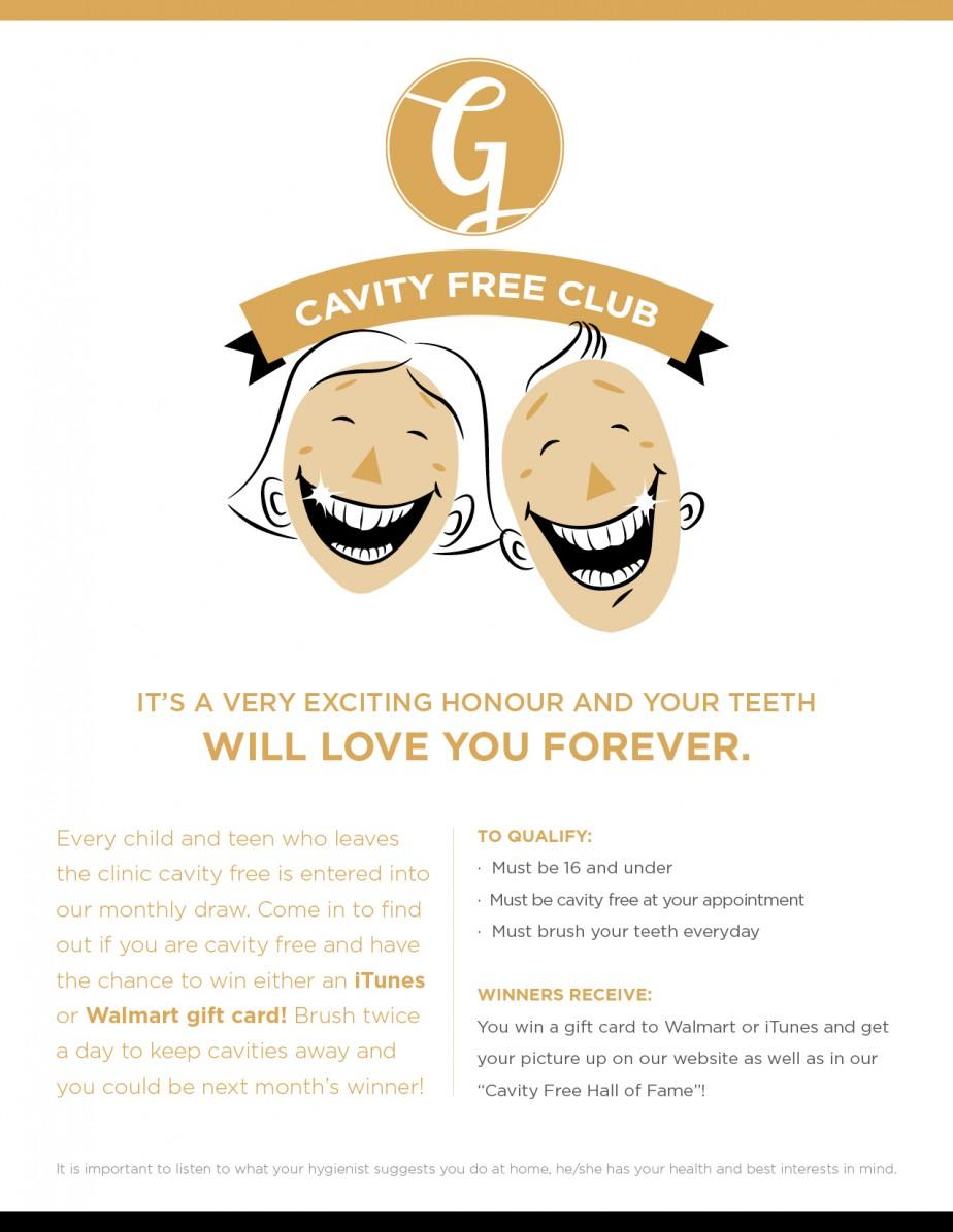 Gallery Dental Cavity Free Club
