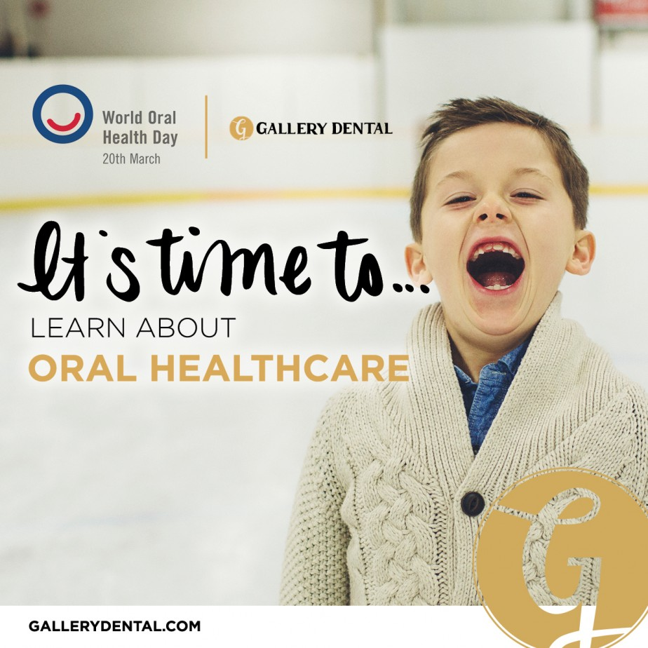 World Oral Health Day - Gallery Dental